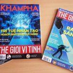 """Và đây là số cuối cùng ấn phẩm """"Thế Giới Vi Tính"""" một ấn phẩm gắn liền từ lúc Internet chưa phát triển tại Việt Nam"""